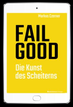 Das Buch Fail Good ist auch als eBook erhältlich