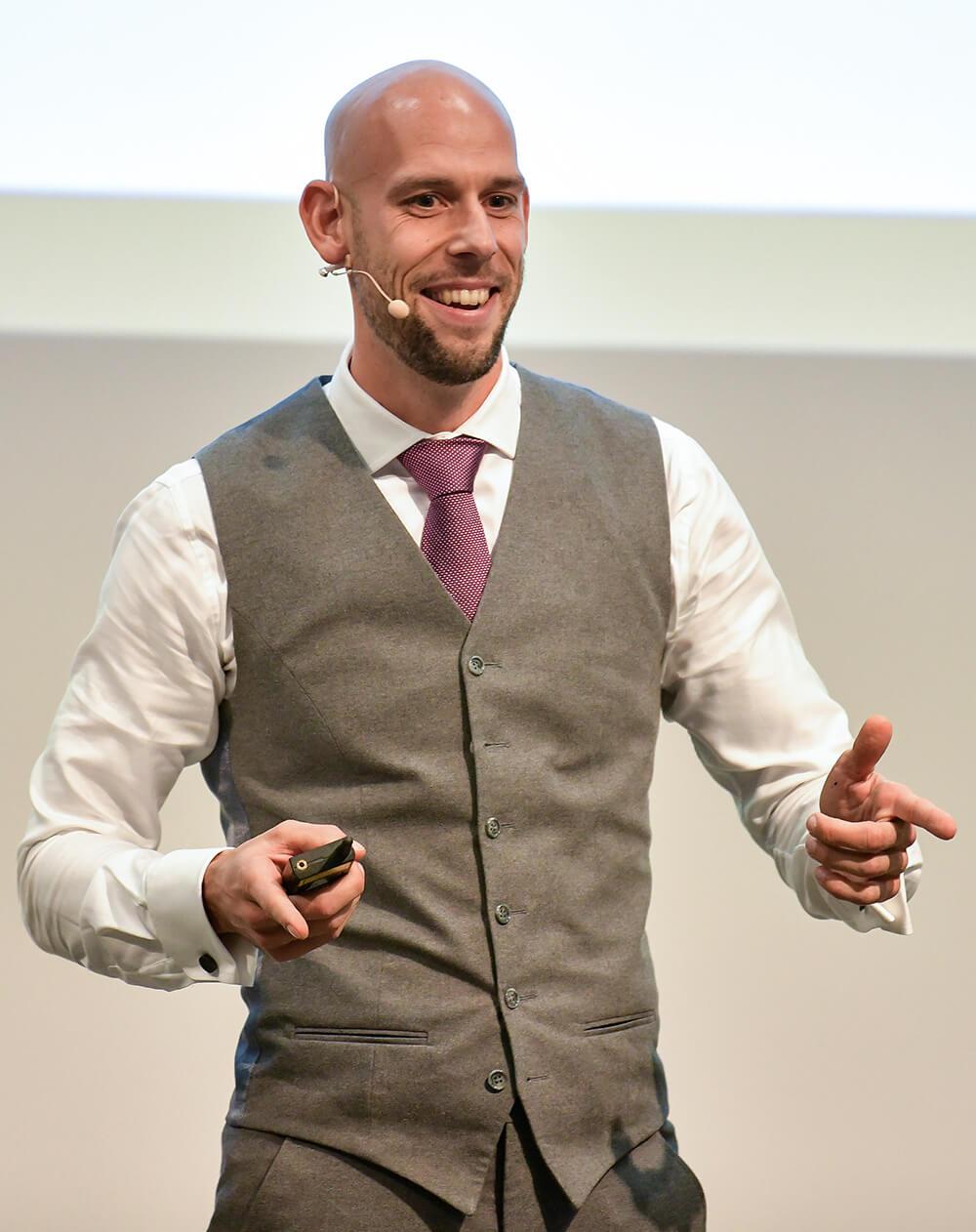 Keynote Speaker und Buchautor Markus Czerner